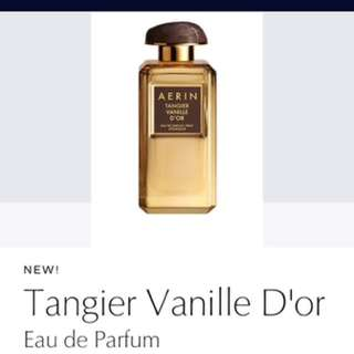 Aerin Tangier Vanille D'or 100ml