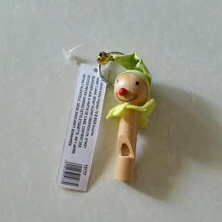 *BRAND NEW* Cute Whistle Key Chain