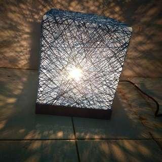Lampu Hias Kotak Kubus Minimalis