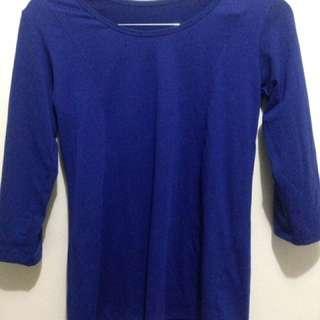 buntis blue top
