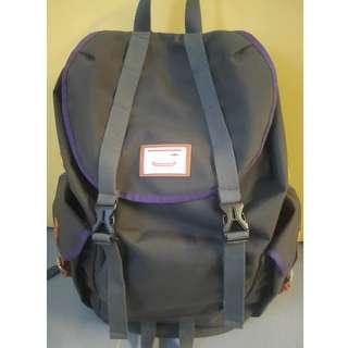 Doughnut Woodland Cordura Backpack 背囊 灰x紫色
