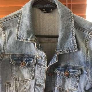 Jay Jays Crop Denim Jacket