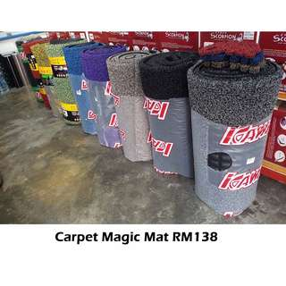 Carpet Magic Mat
