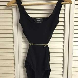 NastyGal Bodysuit XXS