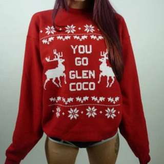 Mean Girls Christmas Jumper