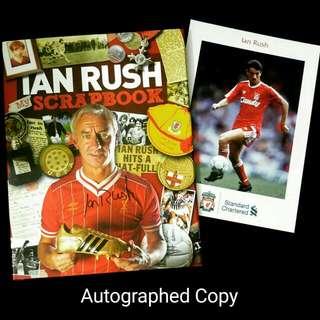 Liverpool - lan Rush: My Scrapbook