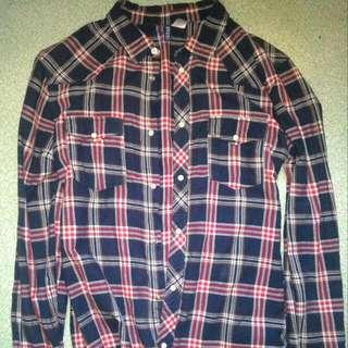 Flannel H&M
