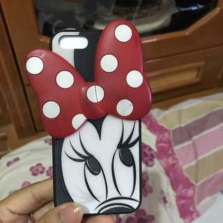 Iphone 5s Hard Case Minni Mouse