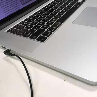 "Macbook Pro Retina 15"" Mid 2012"