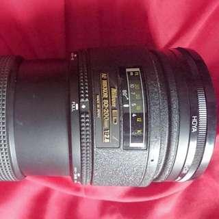 Nikkor 80-200mm F2.8 ED