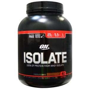 *Protein Shop* 高蛋白 美國代購 ON Optimum Nutrition, Isolate Whey 分離乳清蛋白 3磅