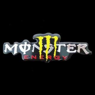 Monster Energy Emblem