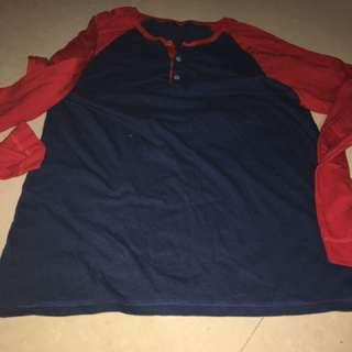 Big Raglan tshirt
