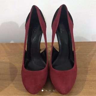 PEDRO red heels