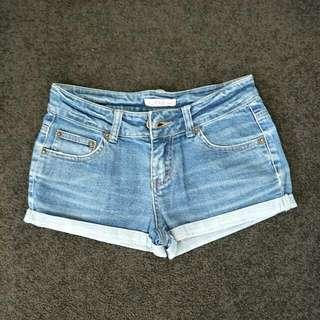 Supre XXS Denim Shorts