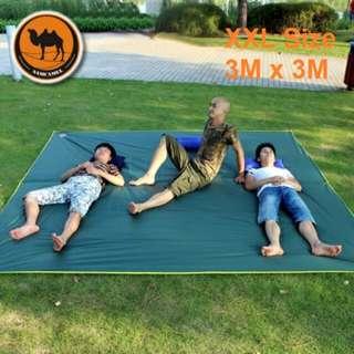 XXL 300 x 300 cm picnic mat