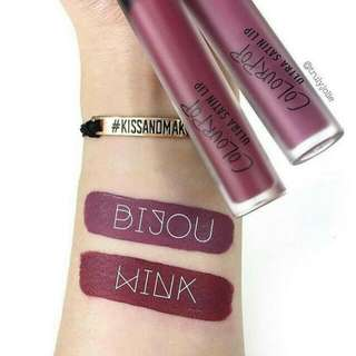 Colour Pop Matte Lipstick