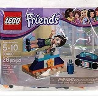 Lego 30400 Friends (Polybag) Gymnastics Bar