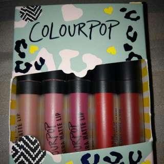 Colour Pop Mini Set
