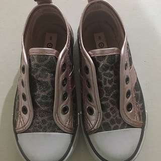 Target Pink Glittery Sneakers
