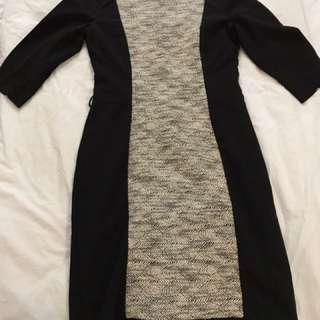 Executive Black Dress