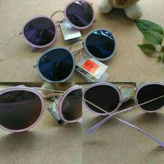 Kacamata Bulat Sunglasses