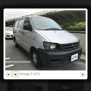 Toyota Liteace 5Dr
