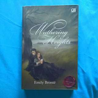 Wuthering Heights (Emily Brontë)