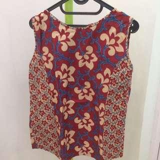 Batik Danar Hadi - Top - Size L