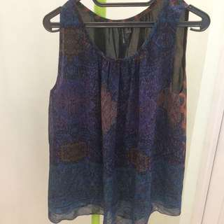 Mango Collection - Top - Size M