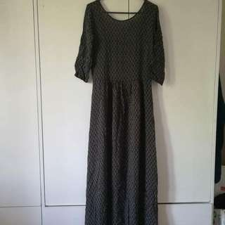 Shana Long Dress