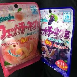 [🇯🇵日本代購⛩]Fettuccine水果軟糖