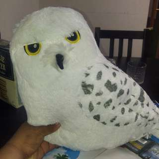 Hedwig Plushie from Universal Studios Japan