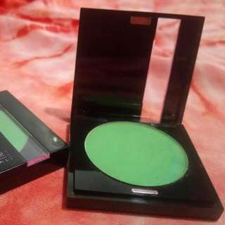 Bnew. Make Up Forever Professional Paris Eye Shadow In Apple Green Shade