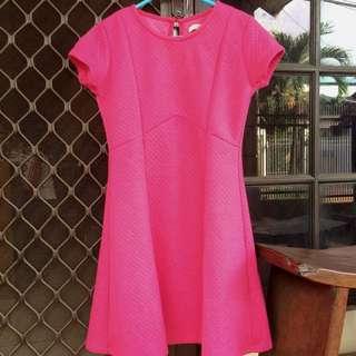 Colorbox Fuschia Dress