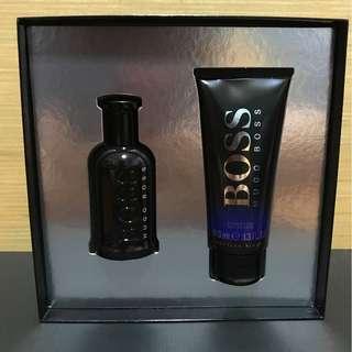Perfume + Body Lotion - Hugo BOSS Night