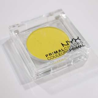 NYX Primal Color - Yellow