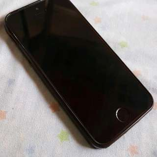 Iphone 5S 16gig Black US