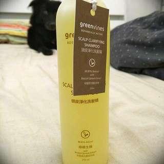 綠藤生機頭皮凈化洗髮精