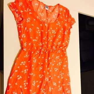 Vera Moda Summer Cotton Dress