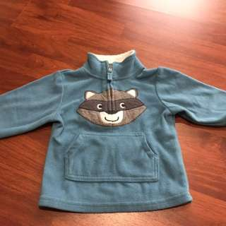 Carters Fleece Long Sleeves