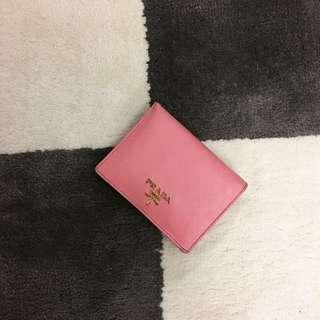 100% Authentic Prada Medium Size Wallet