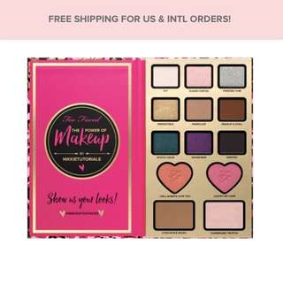 Too Faced Power Of Makeup Palette