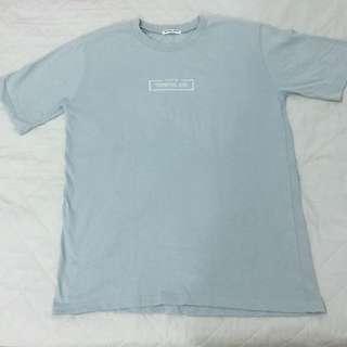 韓國ulzzang寬鬆短袖T恤