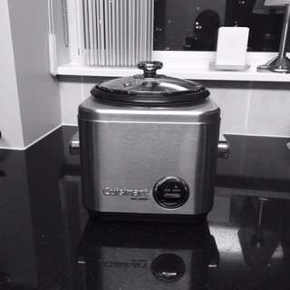 Cuisinart Rice Cooker / Steamer 4qt