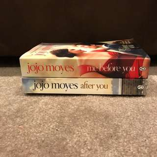 Me Before You & Me After You Jojo Moyes