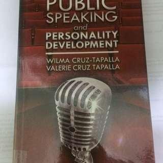 Public Speaking & Personality Development