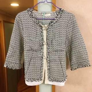Vicolo Tweed Jacket