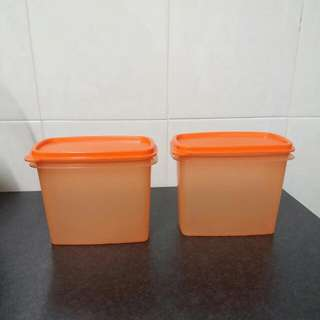 🆕Tupperware Storage Containers 800ml