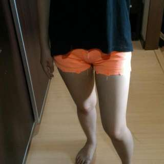 Hotpants Orange
